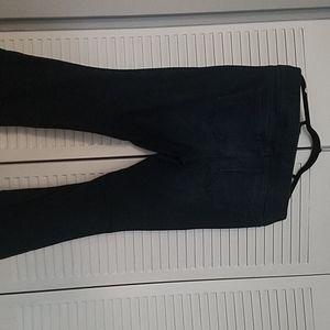 torrid Jeans - Torrid- Pull On Bootcut Jeans- Extra Short
